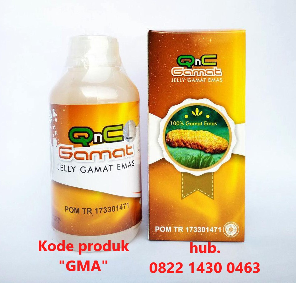Qnc jelly gamat GMA